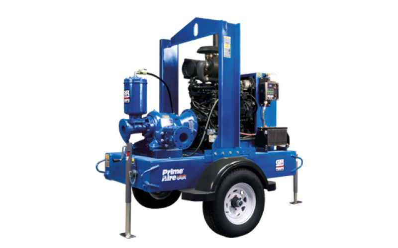 PA Series® (Prime Aire) (Priming Assisted (Dry Prime) Pumps)