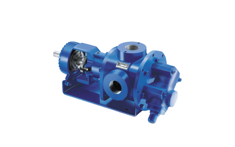 GHS SERIES (Rotary Gear Pumps)