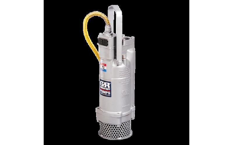 S SERIES (SLIMLINE SUBMERSIBLE) (Submersible Pumps (60 Hz))