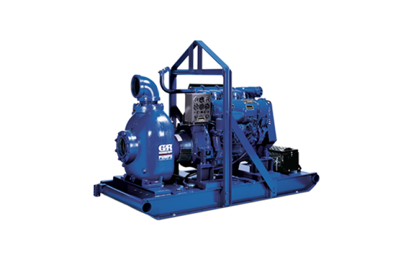 Self-Priming Pumps- 80 SERIES® (ENGINE DRIVEN)