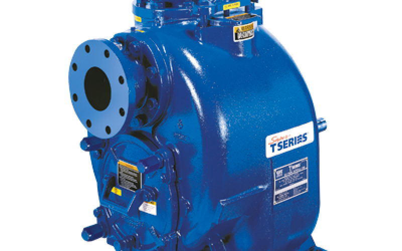 Self-Priming Pumps- SUPER T SERIES®