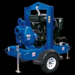 Self-Priming Pumps- ULTRA V SERIES® (ENGINE DRIVEN)(MÁY BƠM CHỐNG NGẬP ÚNG KIỂU DI ĐỘNG (HOẶC KIỂU DÃ CHIẾN))