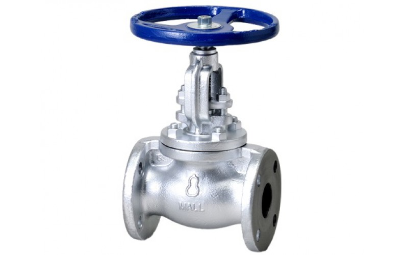 Global valve, Ball valve JIS20K