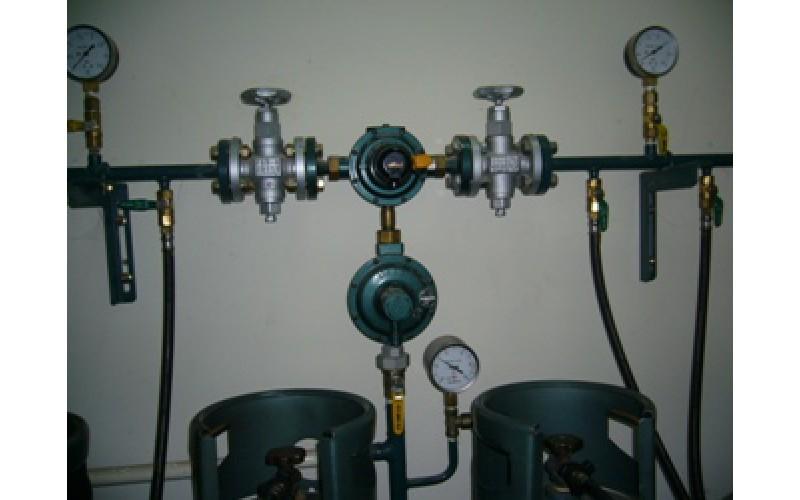 Xây dựng hệ thống gas cho nhà hàng