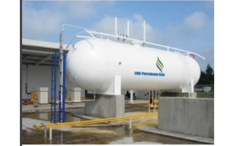 Xây dựng hệ thống Gas công nghiệp